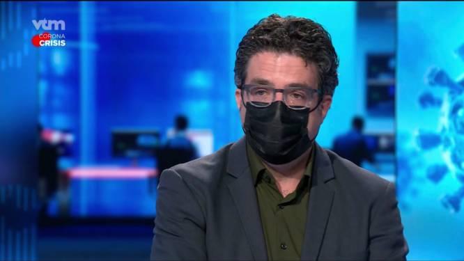 """Steven Van Gucht: """"Nieuwe opstoot in juni en juli als we te vroeg te veel versoepelen"""""""