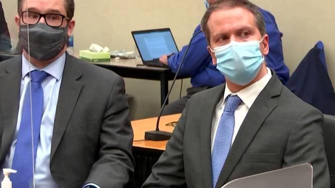Ex-agent Derek Chauvin vraagt nieuw proces aan in zaak George Floyd