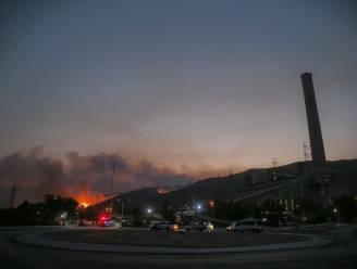 """Turkse brand bereikt kolencentrale, gevaar voorlopig geweken: """"Kans dat hele regio Bodrum zonder elektriciteit komt te zitten"""""""