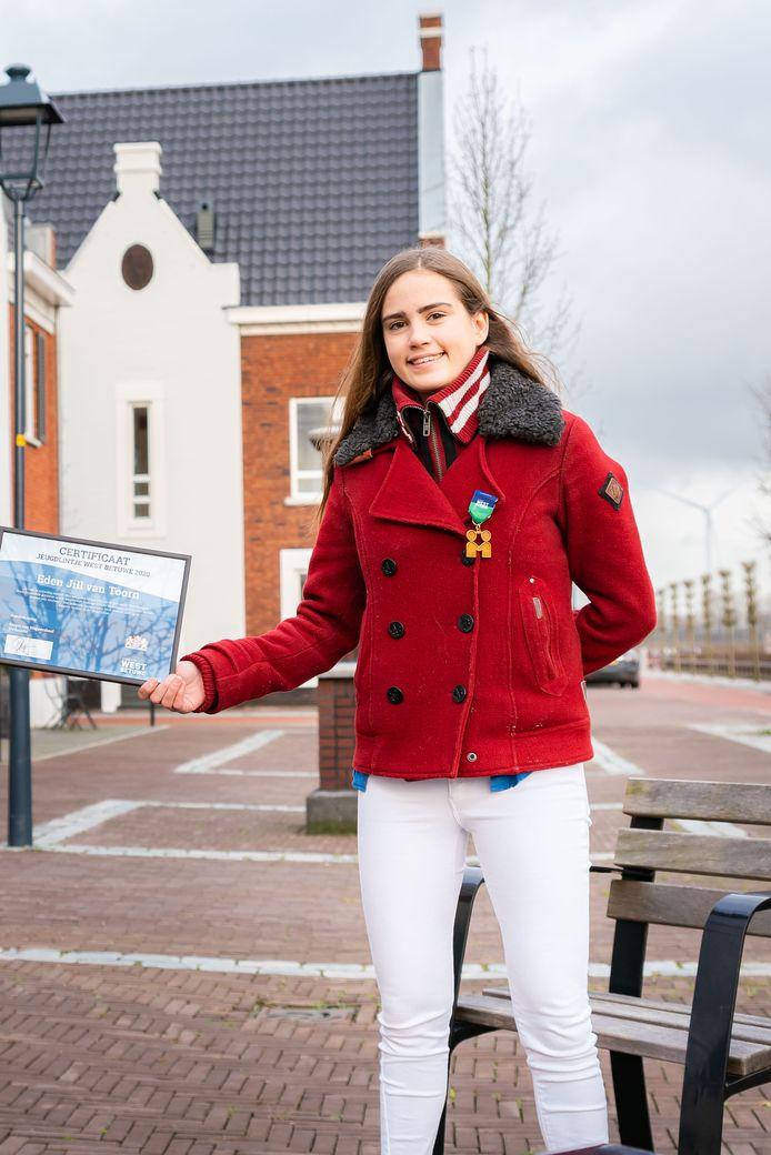 Eden Jill van Toorn