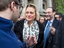 """Delphine Boël va enfin savoir si le titre de """"princesse"""" lui est accordé"""