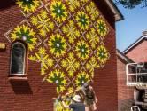 Straatbeeld: Fleurig textielverleden