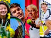 Kiki Bertens, Robin Haase en dan... deze vier aanstormende talenten?