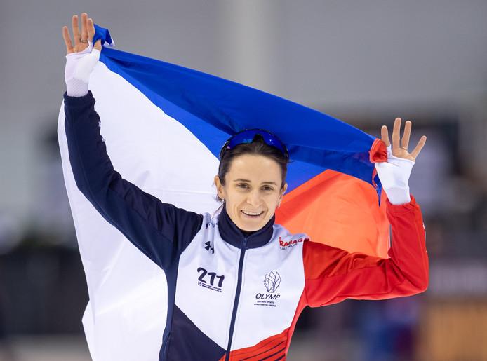 Martina Sablikova.