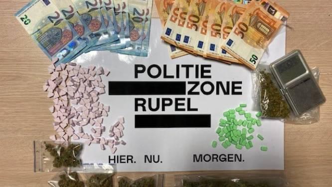 Politie neemt drugs, lachgas en cash geld in beslag