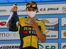 Wielrenner Olav Kooij uit Numansdorp stapt vervroegd over naar WorldTour-ploeg Jumbo Visma