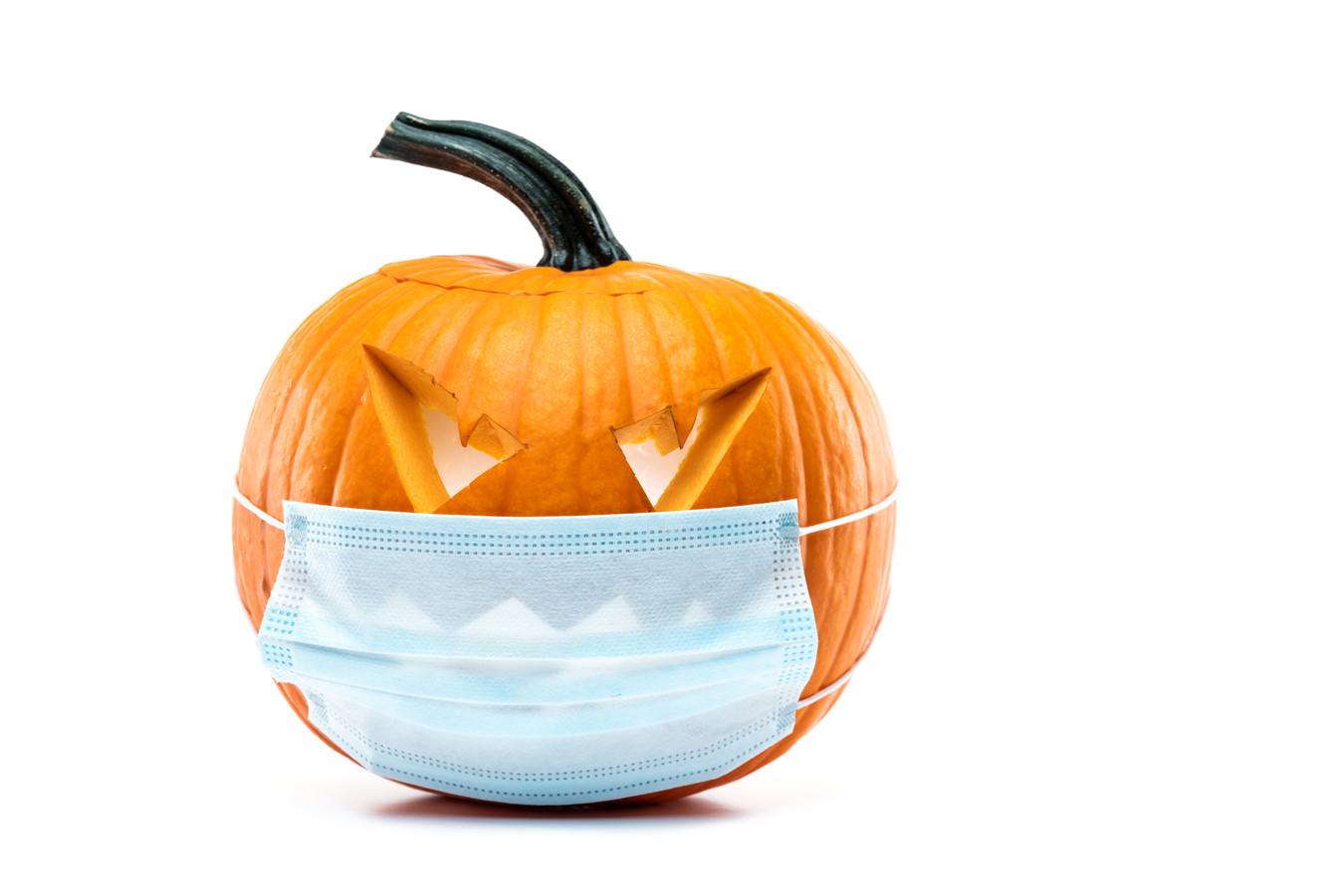 Halloween is dit jaar geen halloween voor Deniz Kuypers.