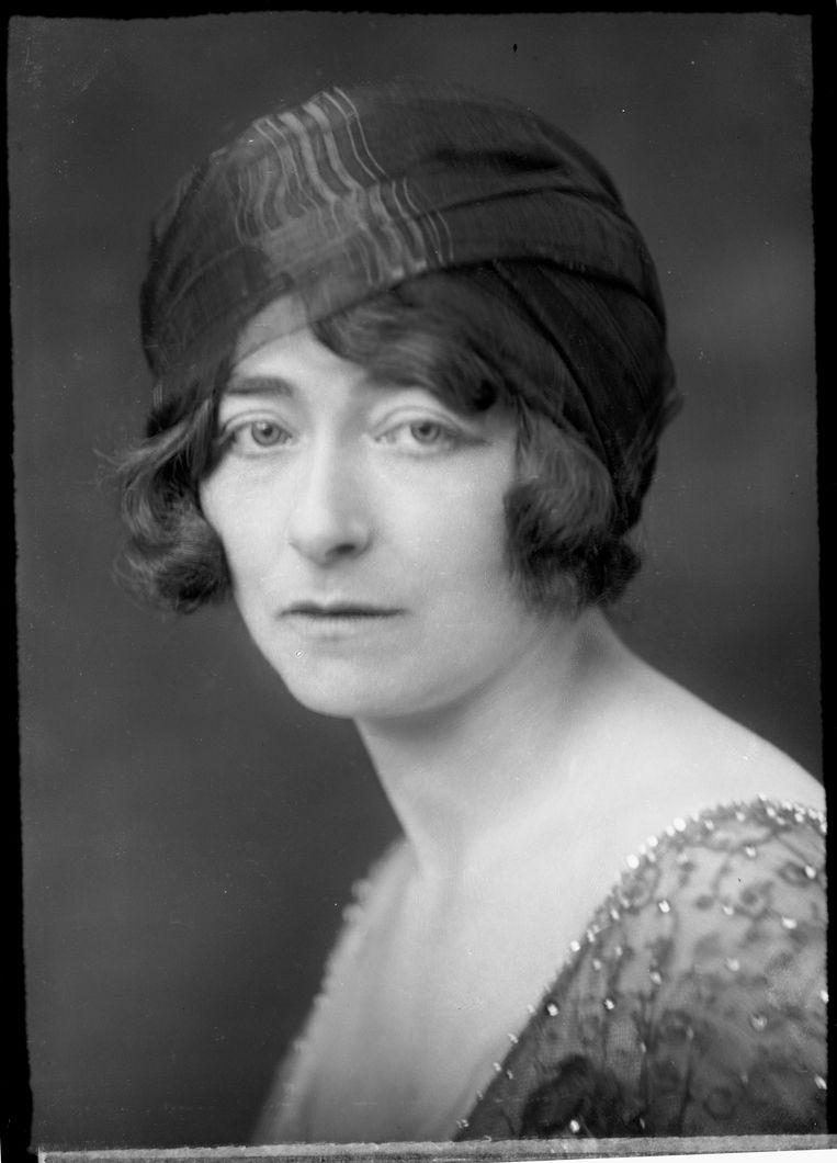 De Ierse meubelontwerper en architect Eileen Gray.   Beeld Getty Images