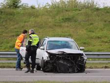File op A50 na ongeluk opgelost