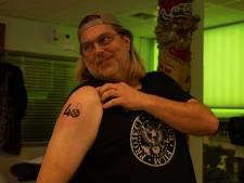 Deze filmfanaat liet vandaag een tattoo zetten die nog niemand ter wereld heeft