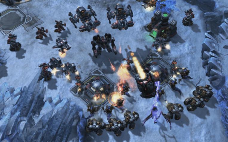 null Beeld Blizzard Entertainment