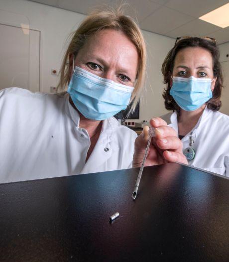 Piepklein magneetje helpt chirurgen bij borstkankeroperaties: 'Kortste weg naar de tumor'
