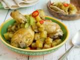 Wat Eten We Vandaag: Roti met kippenpoten
