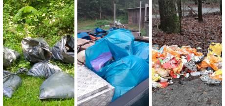 'Succesvol' afvalbeleid maakt gemeente trots, maar Kuinderbos is minder blij: 'We zijn het afvoerputje'
