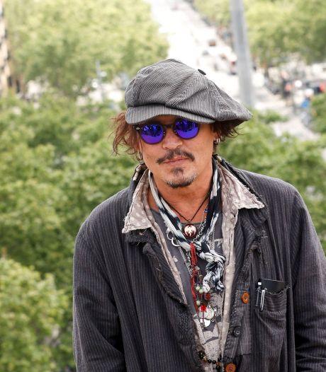 Johnny Depp: 'Ik word geboycot door Hollywood, maar ik vecht door'