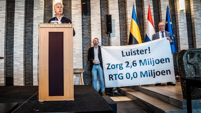 Deur blijft ook voor politici dicht bij infomarkt over omstreden Railterminal Gelderland