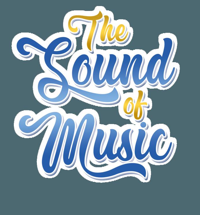 Het logo van The Sound of Music.