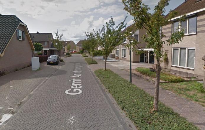Gerrit Achterbergstraat in Raamsdonksveer