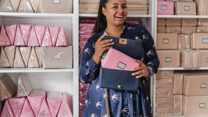 Doei, uitgezakte handtas: Antwerpse lanceert speciale kussens om je designerhandtassen mooi in vorm te houden