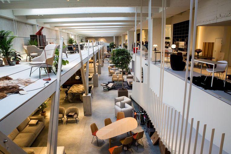 Design oostende pronkt met conceptstore oostende regio for Jansseune interieur