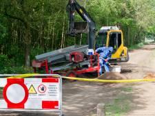 Onderzoek langs wegen in Twente wijst uit: met cranberry's en schimmels kun je asbest te lijf