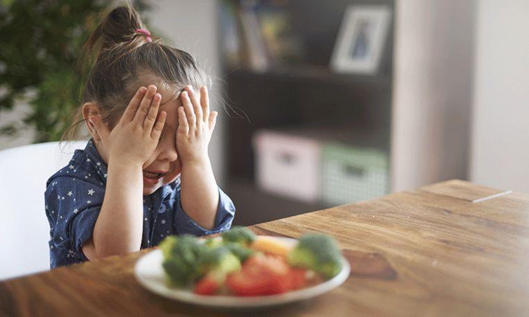 Nieuw onderzoek: lastige eters hebben grotere kans op depressie