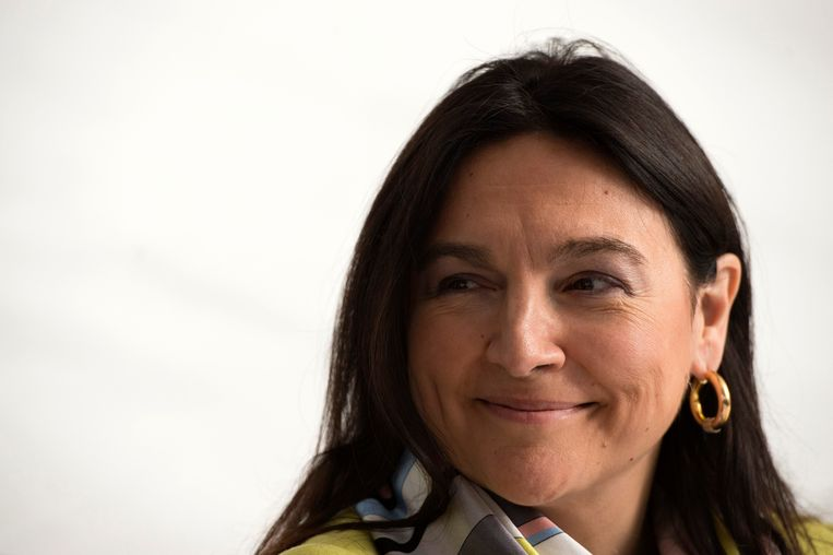 Marie-Christine Marghem. Beeld PHOTO_NEWS