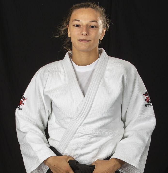 Judoka Mina Libeer werd op het Europees kampioenschap in Lissabon in de klasse tot 57 kilogram vijfde.