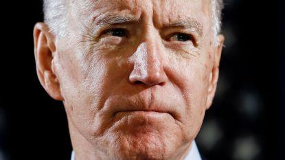 Biden heeft genoeg kiesmannen binnen voor nominatie