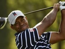 """Tiger Woods """"conscient et réactif"""" après une longue opération chirurgicale"""