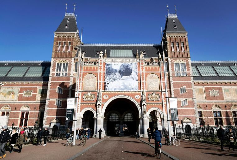 Het Rijksmuseum  Beeld Remko de Waal/ANP