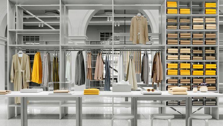 Bij Arket vind je eigen ontwerpen én spullen van ruim vijftig andere merken, van Ace & Tate tot Adidas Beeld .