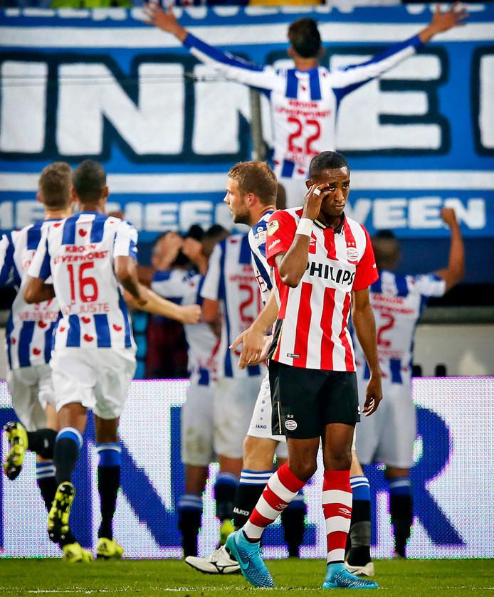 Punten morsen in Heerenveen? De PSV'ers weten inmiddels goed hoe dat voelt.