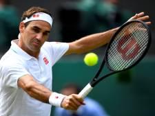 """Federer optimiste après sa nouvelle opération du genou: """"Le pire est derrière moi"""""""