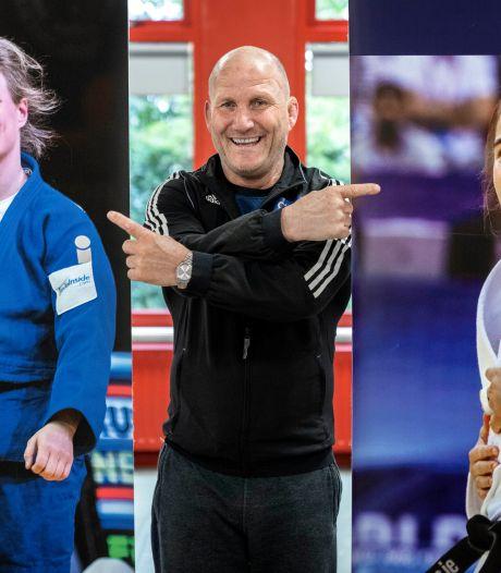 Hoe een 'klein clubke' twee Olympische judoka's voort heeft gebracht: 'Niet mauwen, maar winnen'