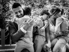 Bruidsfotografe Cathy uit Oud-Beijerland won met deze foto een prestigieuze prijs