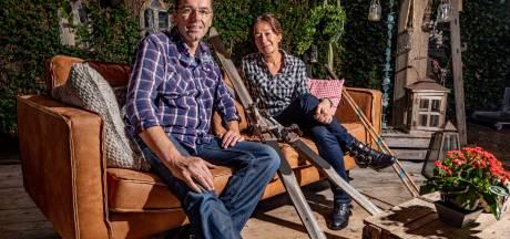 Bert en Linda verruilen Apeldoornse bossen voor  bergen in Oostenrijk: 'We zullen best een traantje wegpinken'