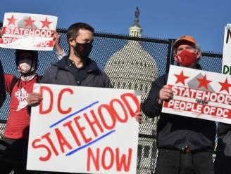 Amerikaans Huis van Afgevaardigden stemt voor wet om van Washington DC volwaardige staat te maken
