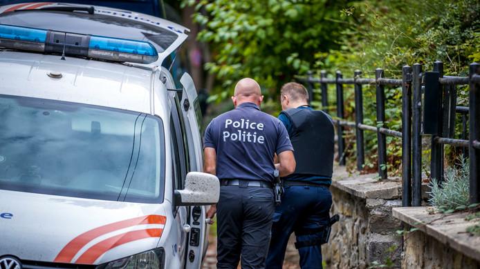 De Belgische politieauto's zijn vaak te vervuilend voor Belgische binnensteden