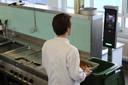 De slimme camera van Orbisk registreert het overbodige voedsel voordat het wordt weggegooid.