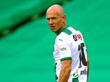Robben mist eerste training FC Groningen: 'Arjen heeft nog geen beslissing genomen over zijn toekomst'