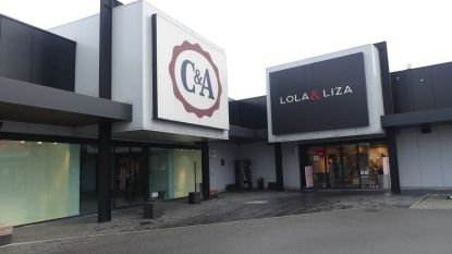 C&A verlaat D-Shopping Deinze