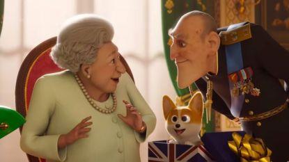 Hondje van de Queen krijgt eigen animatiefilm
