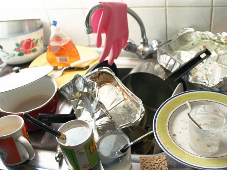 De kasten opruimen: 'Zorg dat je niet in de spullen verdrinkt'