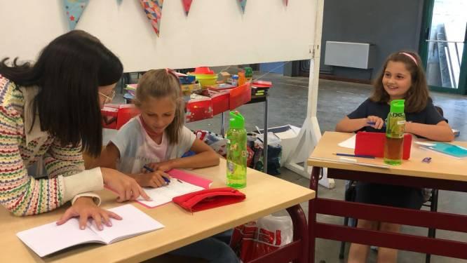 Zomerschool wekt op educatieve en spelende wijs corona-schoolachterstand weg