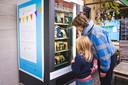 Geschenkautomaat in de Groendreef.