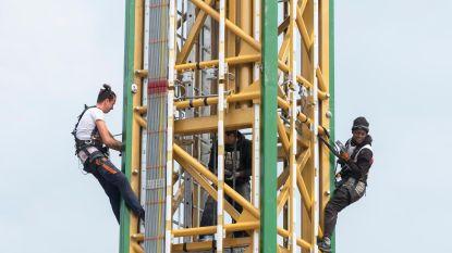 Hoogste attractie Sinksenfoor is 85 meter hoog