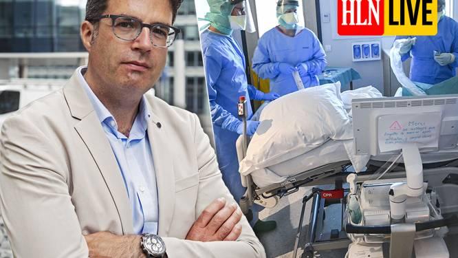 "LIVE. Van Gucht: ""Rond Kerstmis nog 500-tal besmettingen per dag"" - Vlaams begrotingstekort zwelt aan tot 6,9 miljard euro"