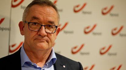 """Jean-Paul Van Avermaet nieuwe CEO van Bpost: """"Koers zal niet drastisch veranderen"""""""