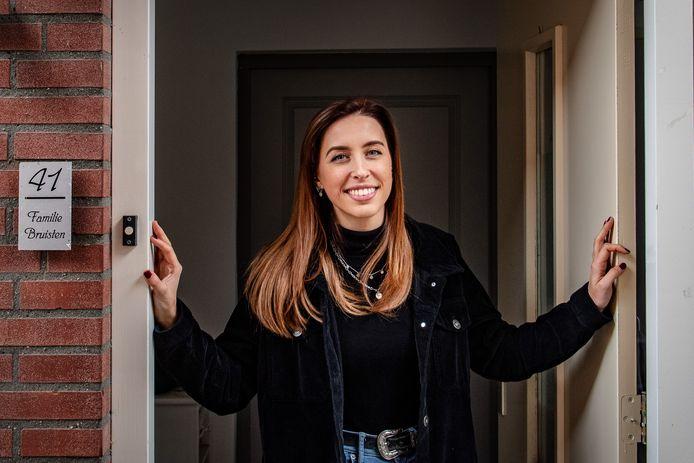 Yvonne Bruisten is een van de vele mensen die maar moeilijk een betaalbare huurwoning kunnen vinden in de regio van Arnhem en Nijmegen.